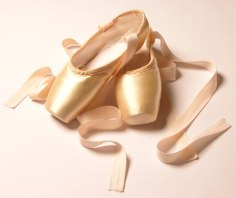 Ballet-Pointe-Shoes