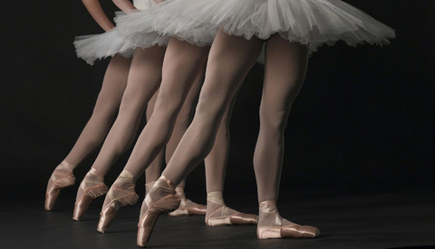 the reality of pointe shoes finding the right fit dancing in tune