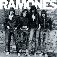 The Ramones Album Cover - 1976